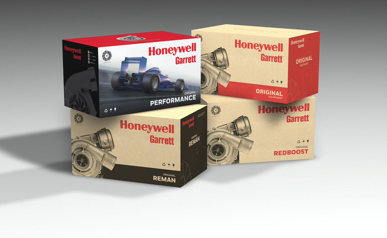 Honeywell Garrett NEW Box