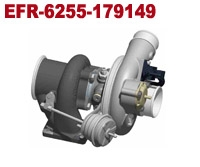 EFR 6255 - 179149, 200 - 350 HP Turbo