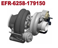 EFR 6258 - 179150, 225 - 400 HP Turbo