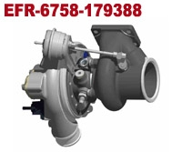EFR 6758 - 179388, 275 - 450 HP Turbo